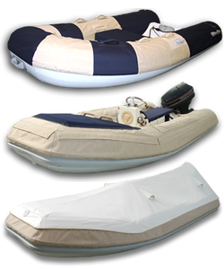 Dinghy Cover Complete die Schlauchboot Persenning